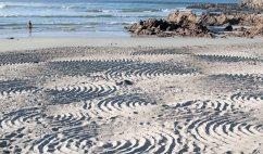 Sand Art at Kammabaai