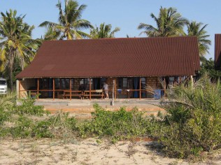 Cottage at Makolo Bay