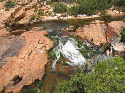 Rapids at Maalgat