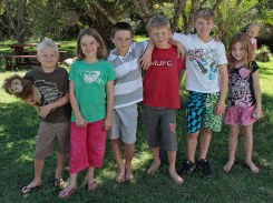 The grandchildren