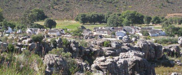 The entire village