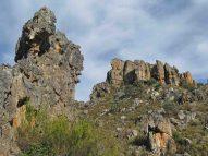 Rocks along the way
