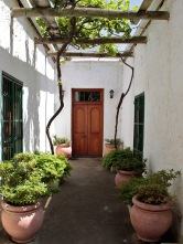 Beaumont courtyard