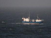 Trawler off Luderitz