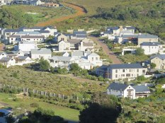 New housing in Fernkloof