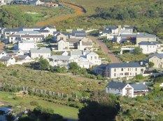 New housing in Fernkloof