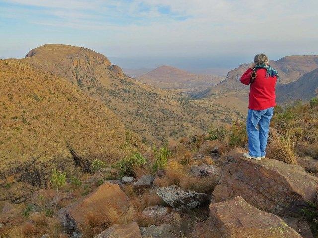 A view across Marekele
