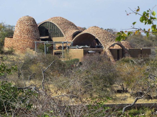 The Museum at Mapungubwe, with its award winning architecture