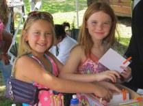 Gigi and Robyn