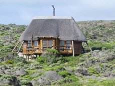 Our cottage at Agulhas