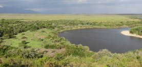 A bend in the Breede River