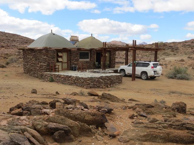 Gannakouriep accommodation