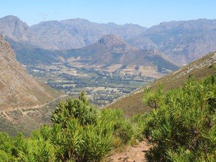 The Franschhoek Valley