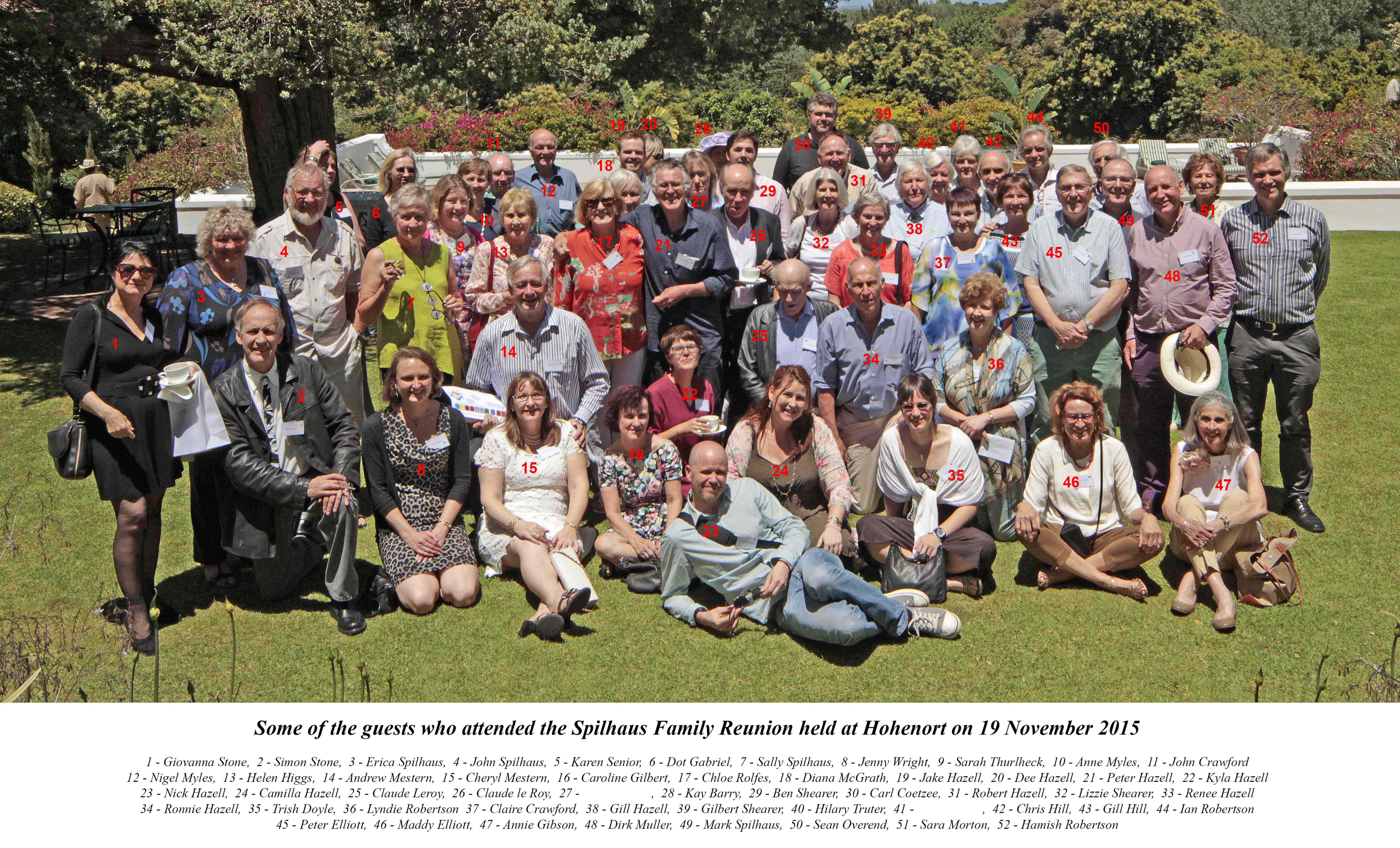 illiams held family reunion - HD7087×4294