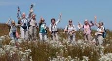 Happy hikers!