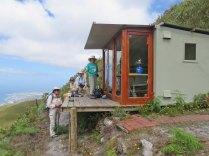 At Beacon Hut