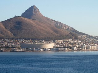 Signal Hill and the CT Stadium