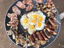 Quite a fry-up!