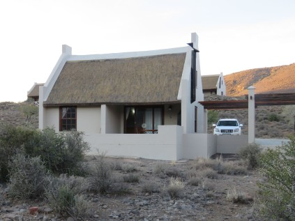 Our cottage at KNP