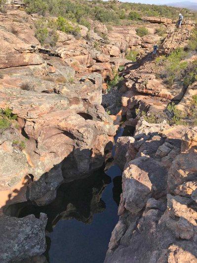 Gifberg canyon