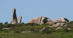 Granite monoliths