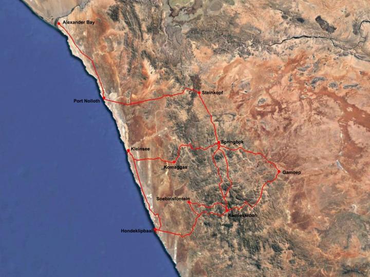 Namaqualand Route
