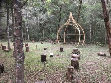 Picnic site at The Shire