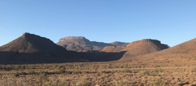 In the Karoo National Park