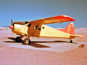 Our Beaver aircraft